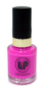 Laura Paige Nail Varnish - Shocking Pink No. 07
